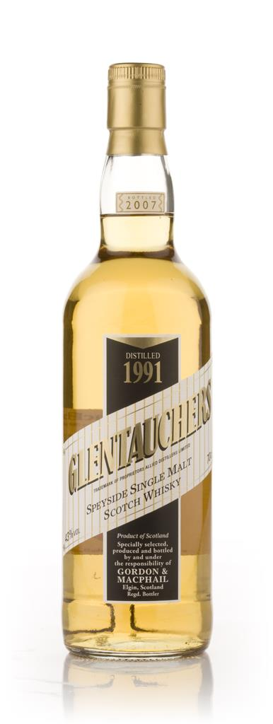 Glentauchers 16 Year Old 1991 (Gordon and MacPhail) Single Malt Whisky