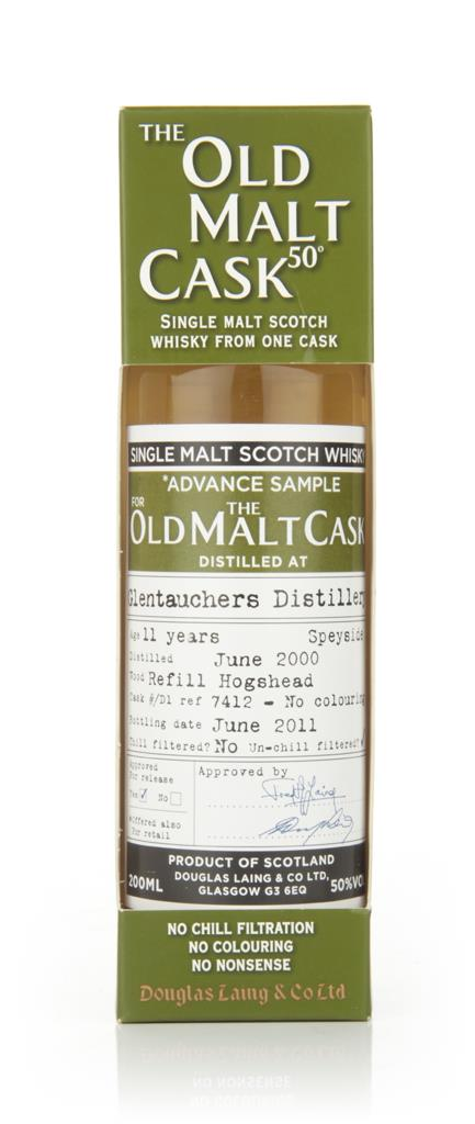 Glentauchers 11 Year Old 2000 - Old Malt Cask (Douglas Laing) Single Malt Whisky