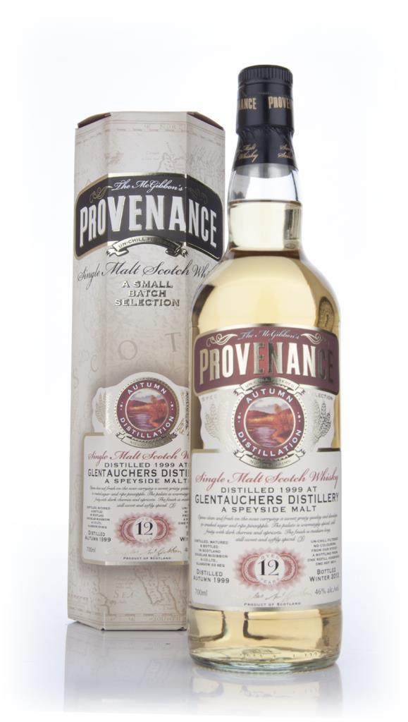 Glentauchers 12 Year Old 1999 - Provenance (Douglas Laing) Single Malt Whisky