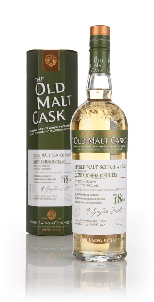 Glentauchers 18 Year Old 1996 (cask 11149) - Old Malt Cask (Hunter Lai Single Malt Whisky 3cl Sample