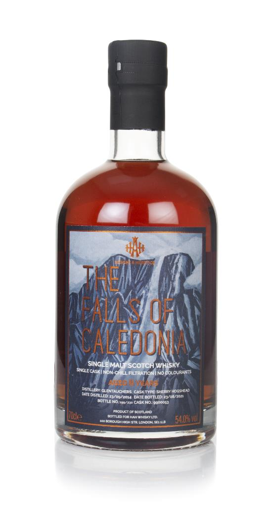Glentauchers 6 Year Old 2014 (cask 9900053) - The Falls of Caledonia ( Single Malt Whisky