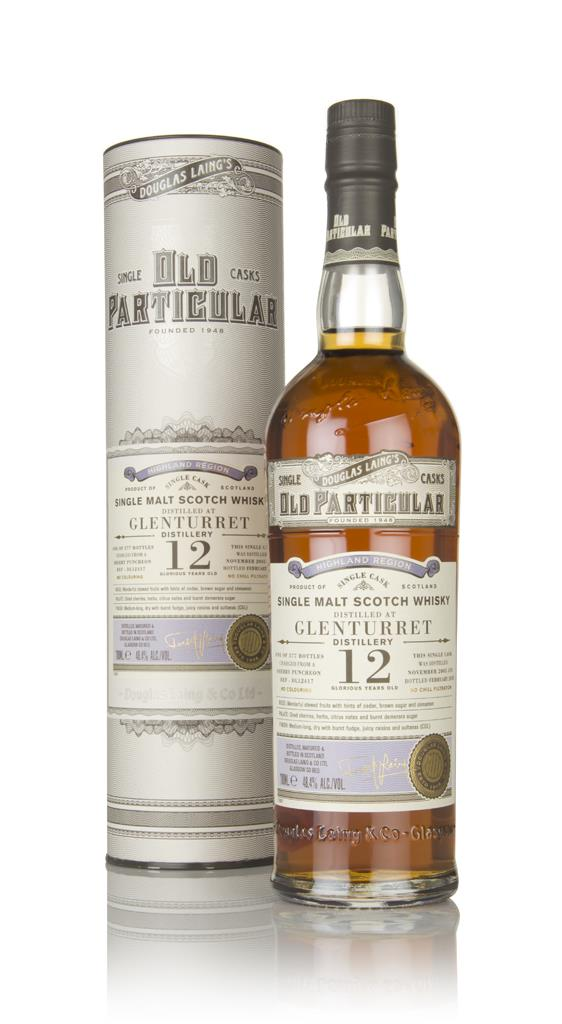 Glenturret 12 Year Old 2005 (cask 12417) - Old Particular (Douglas Lai Single Malt Whisky 3cl Sample