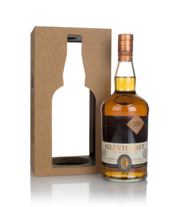 Glenturret 30 Year Old Single Malt Whisky