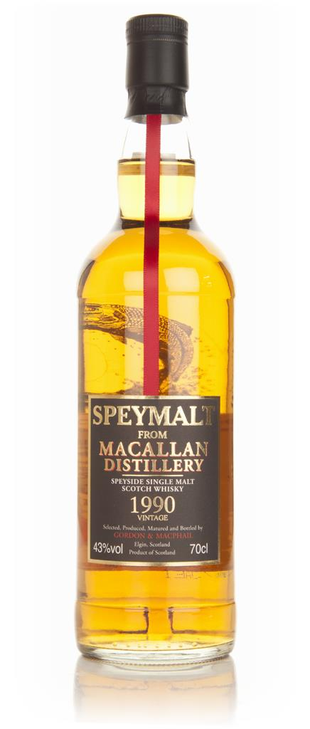 Macallan 1990 - Speymalt (Gordon & Macphail) Single Malt Whisky