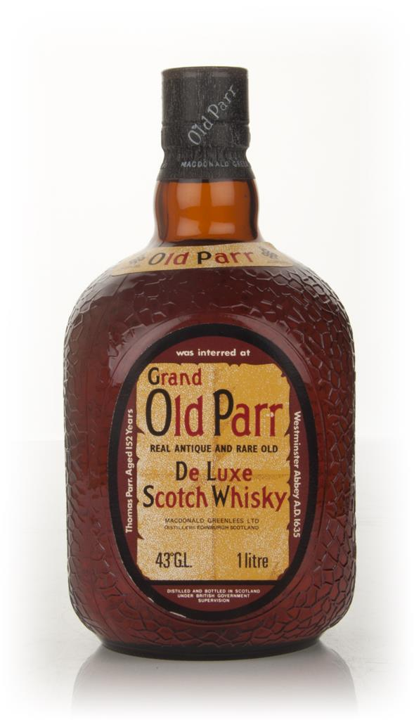 Grand Old Parr 1l Blended Whisky