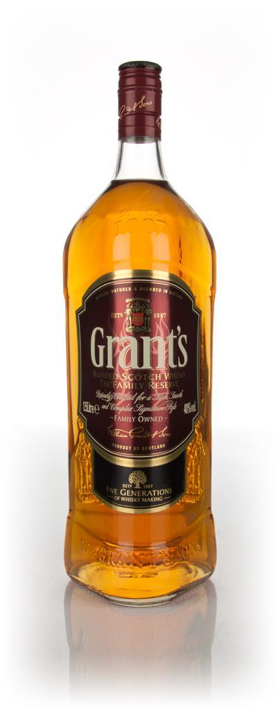 Grant's Blended Scotch Whisky 1.5l Blended Whisky
