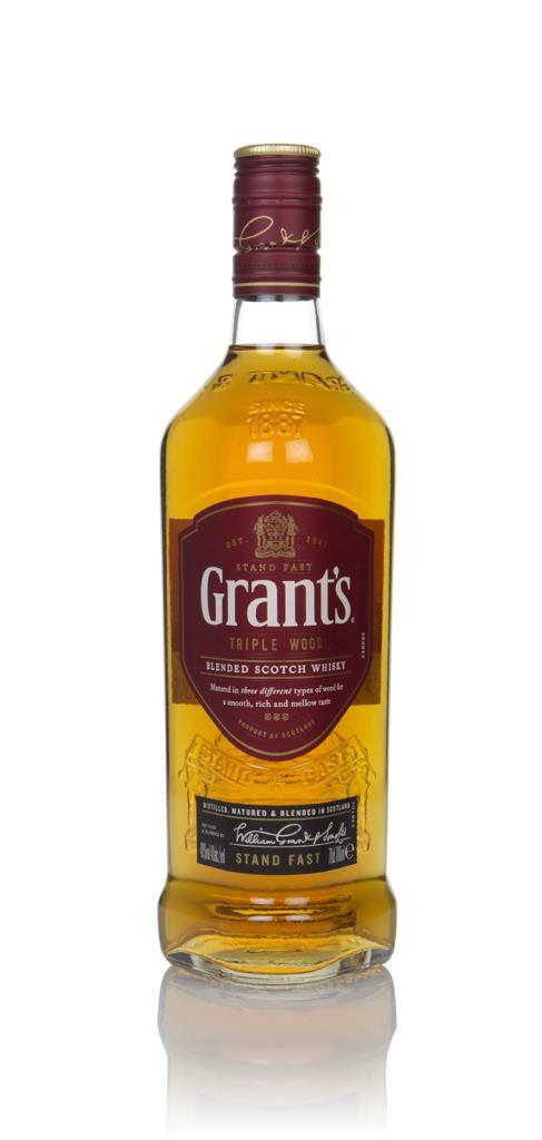 Grant's Triple Wood Blended Whisky