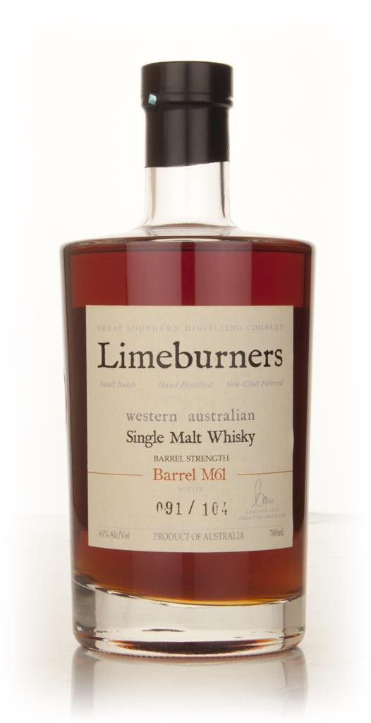 Limeburners Single Malt Whisky (cask M61) Single Malt Whisky