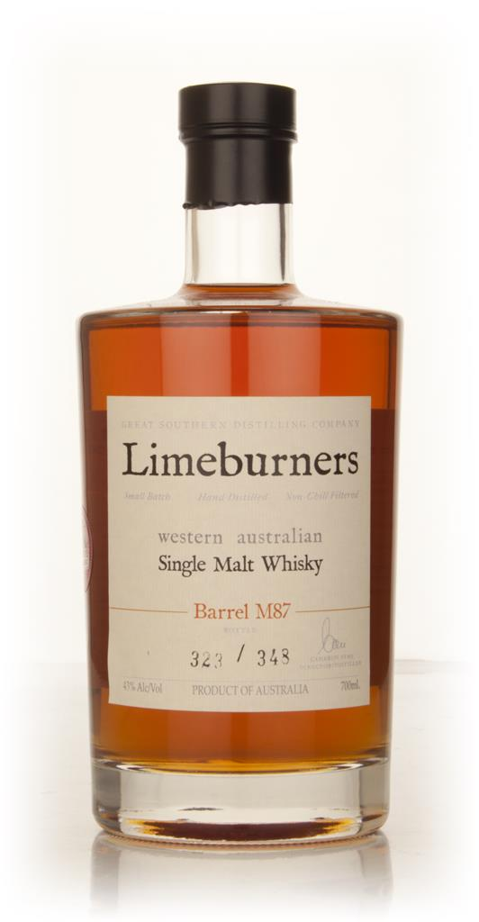 Limeburners Single Malt Whisky (cask M87) Single Malt Whisky