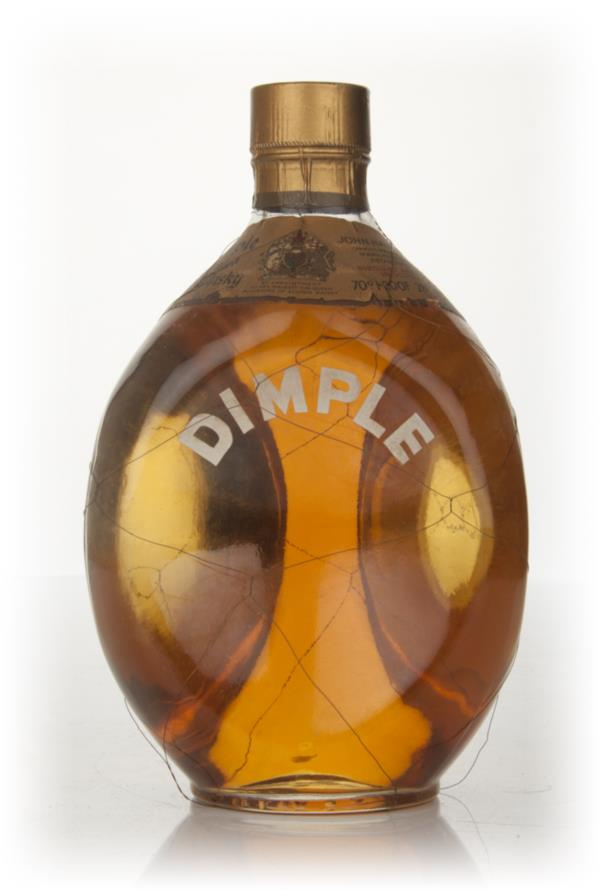 Haig Dimple 1litre - 1960s Whisky