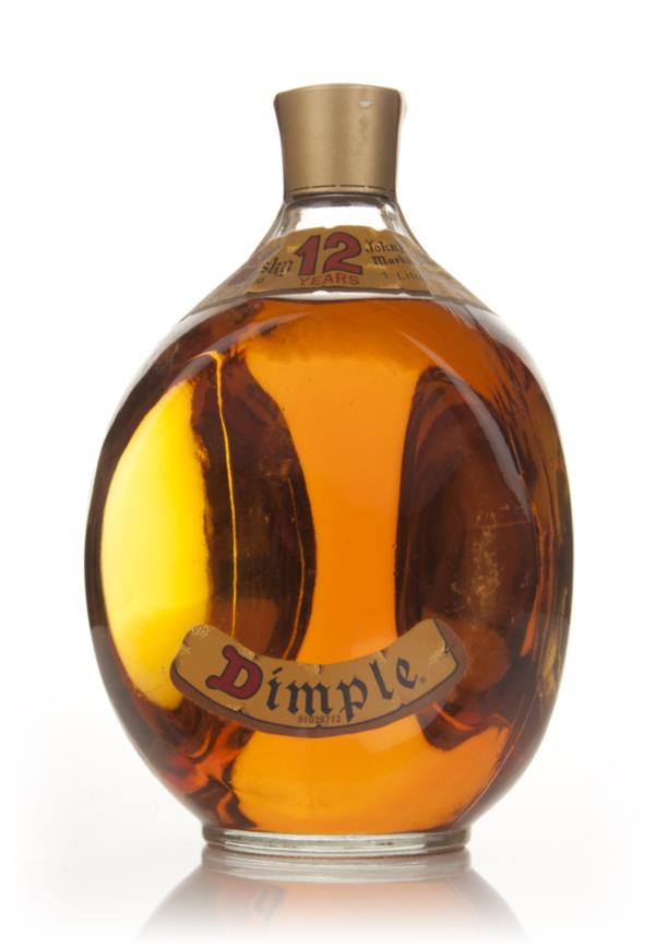Haig Dimple 1litre  - 1970s Whisky