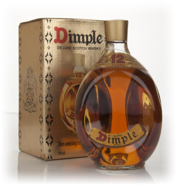 Haig Dimple - 1980s Whisky