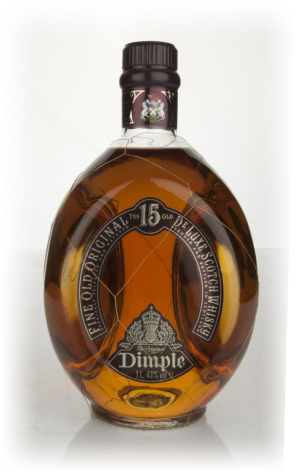 Haig Dimple 15 Year Old (Old) Blended Whisky