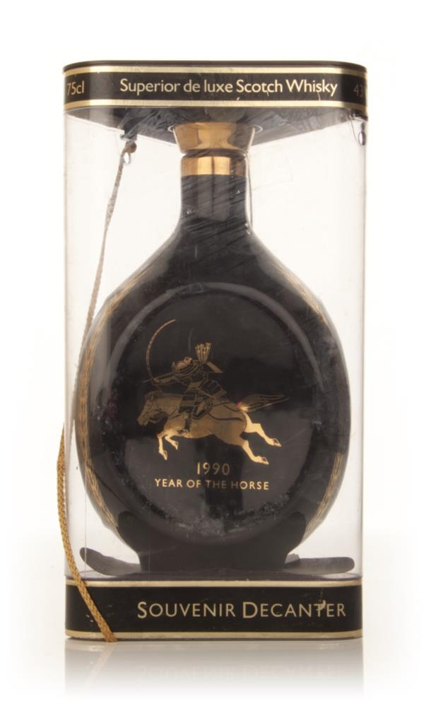 Haig Dimple 15 Year Old Year of the Horse - 1990 Blended Whisky