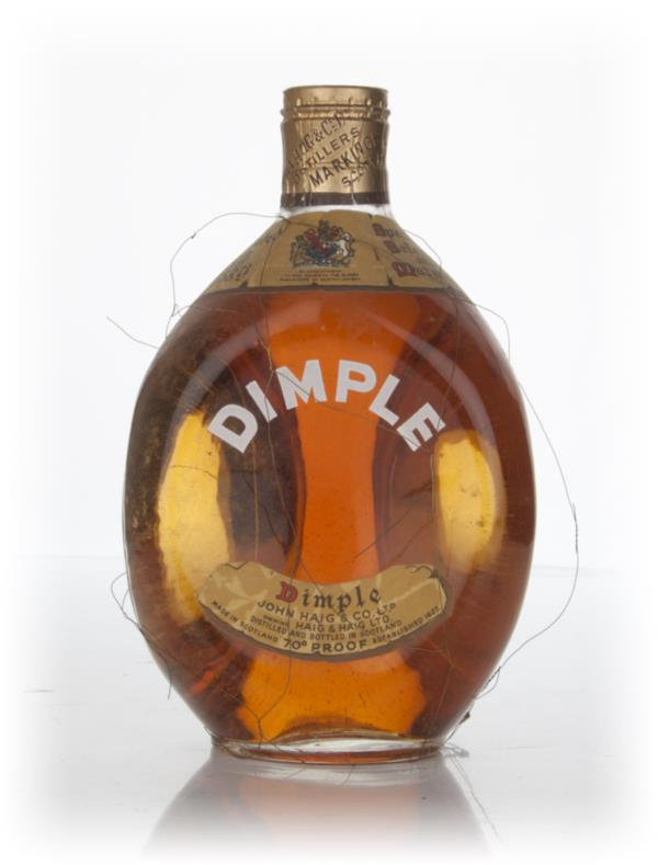 Haig Dimple 70 Proof Blended Whisky