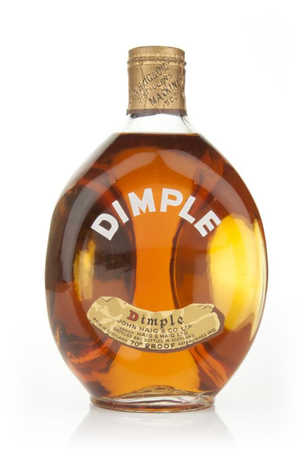 Haig Dimple 70 Proof Single Malt Whisky