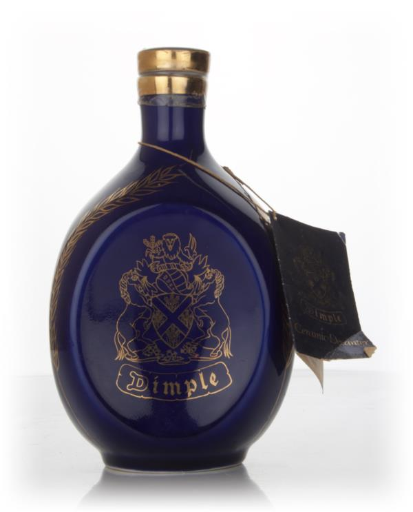 Haig Dimple Ceramic Decanter Blended Whisky