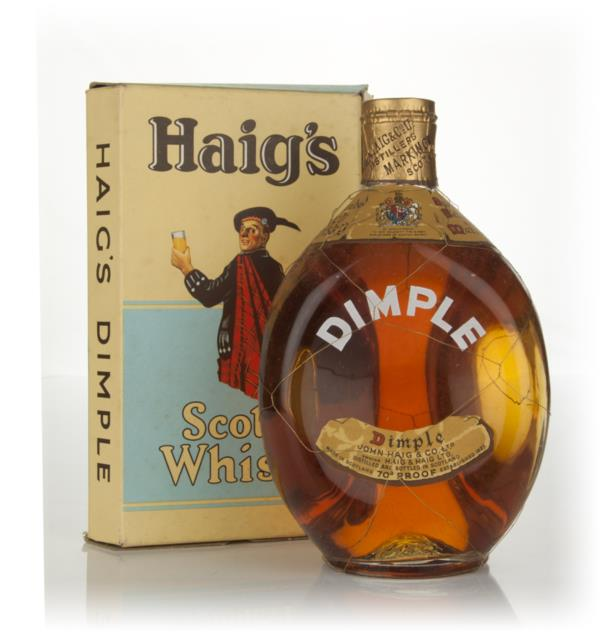 Haigs Dimple - 1960s Blended Whisky