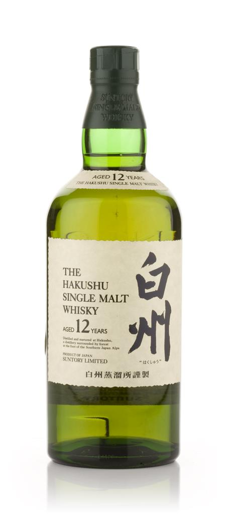 Hakushu 12 Year Old 43.5% Single Malt Whisky