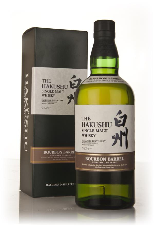 Hakushu Bourbon Barrel Single Malt Whisky
