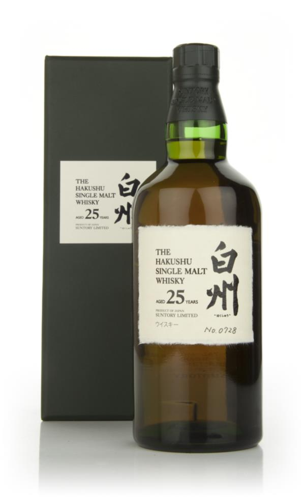 Hakushu 25 Year Old Single Malt Whisky