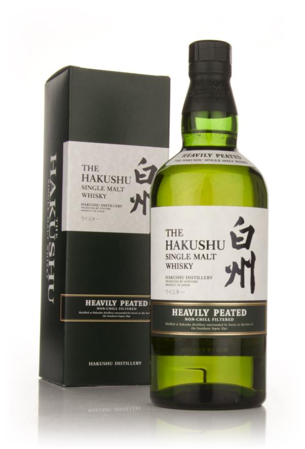 Hakushu Heavily Peated Single Malt Whisky