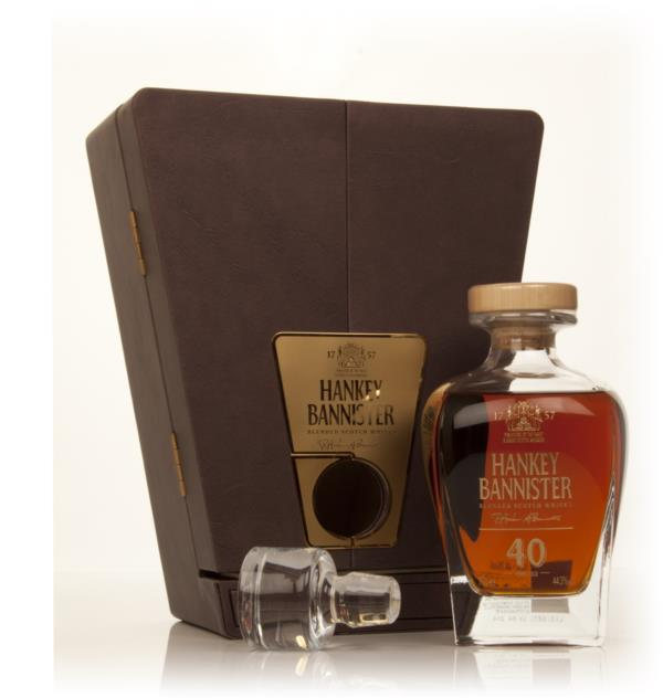 Hankey Bannister 40 Year Old Blended Whisky