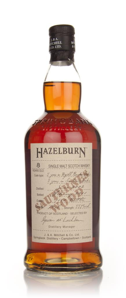 Hazelburn 8 Year Old 2002 - Sauternes Wood Single Malt Whisky