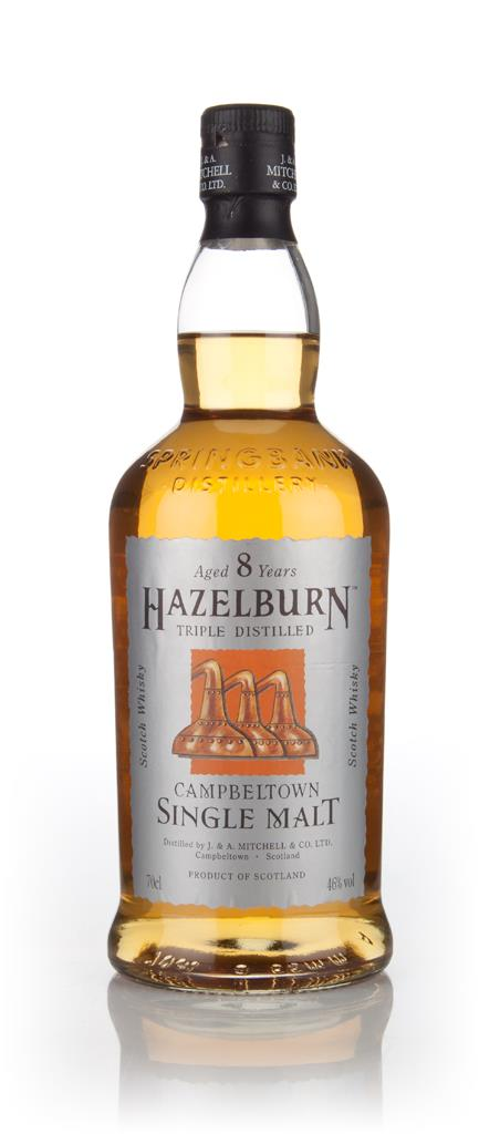 Hazelburn 8 Year Old Single Malt Whisky