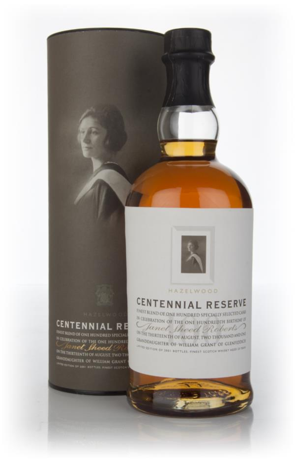 Hazelwood Centennial Reserve 20 Year Old Blended Malt Whisky