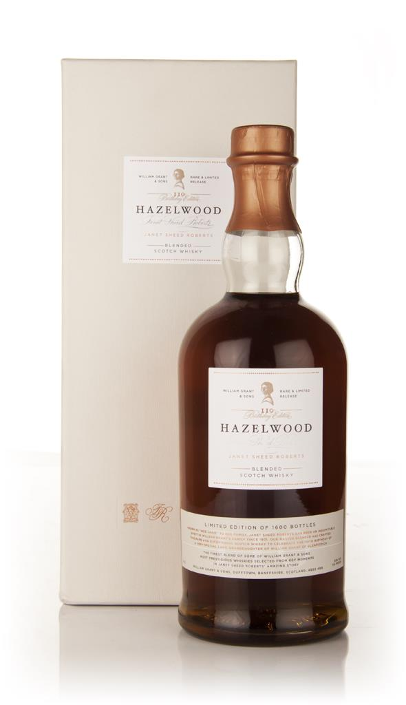 Hazelwood Janet Sheed Roberts - 110th Birthday Edition Blended Malt Whisky