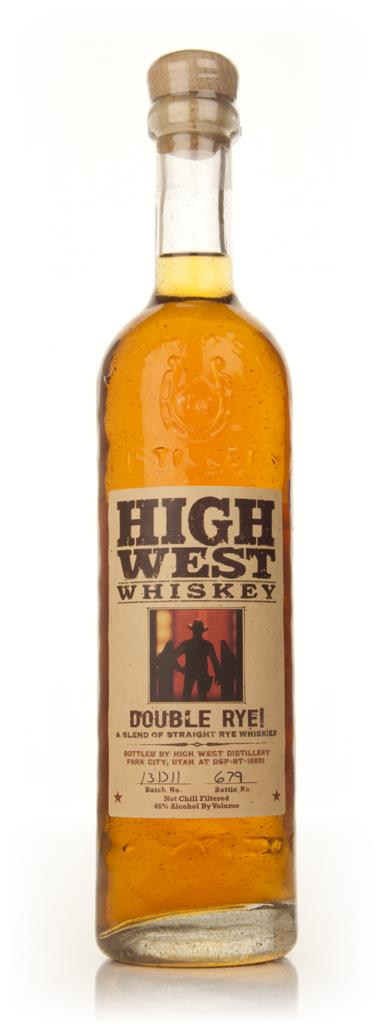 High West Double Rye! Rye Whiskey