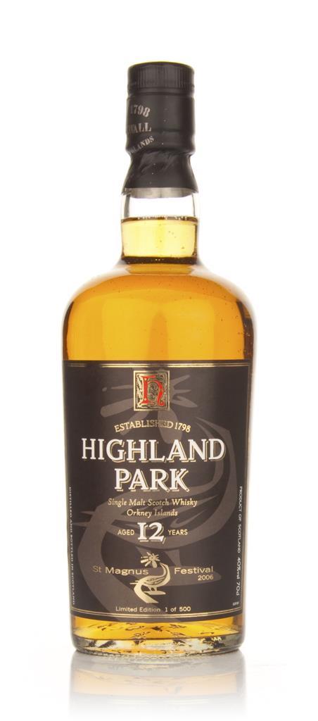Highland Park 12 Year Old St Magnus Festival 2006 Limited Edition Single Malt