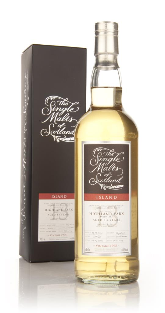 Highland Park 13 Year Old 1995 - Single Malts of Scotland (Speciality Single Malt Whisky