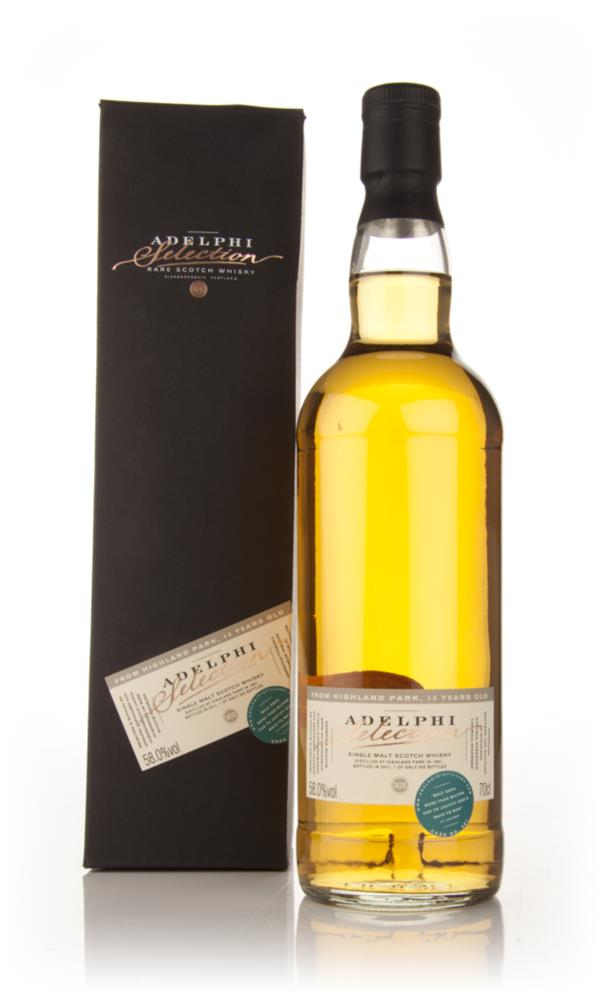 Highland Park 13 Year Old 1997 (Adelphi) Single Malt Whisky