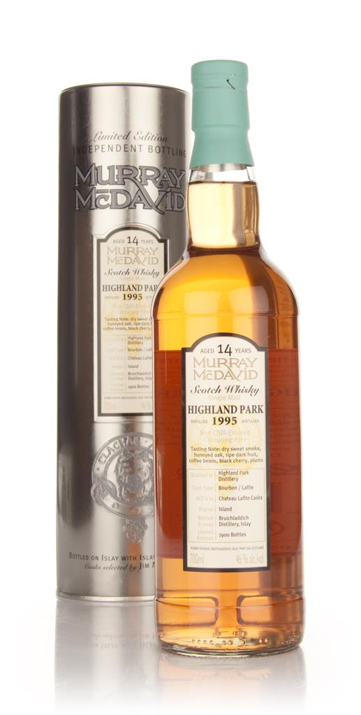 Highland Park 14 Year Old 1995 (Murray McDavid) Single Malt