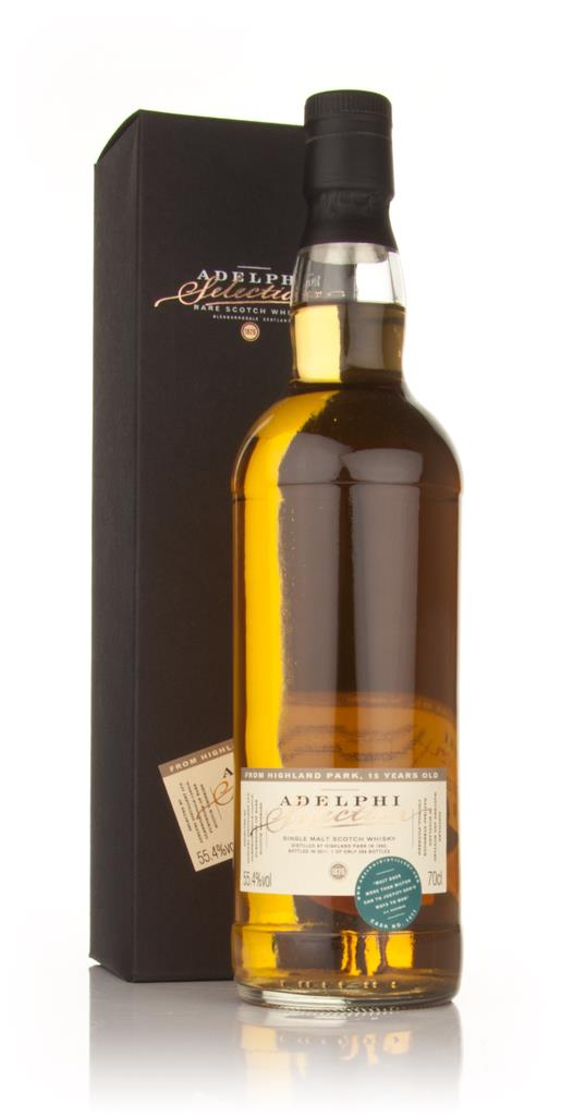 Highland Park 15 Year Old 1995 (Adelphi) Single Malt Whisky