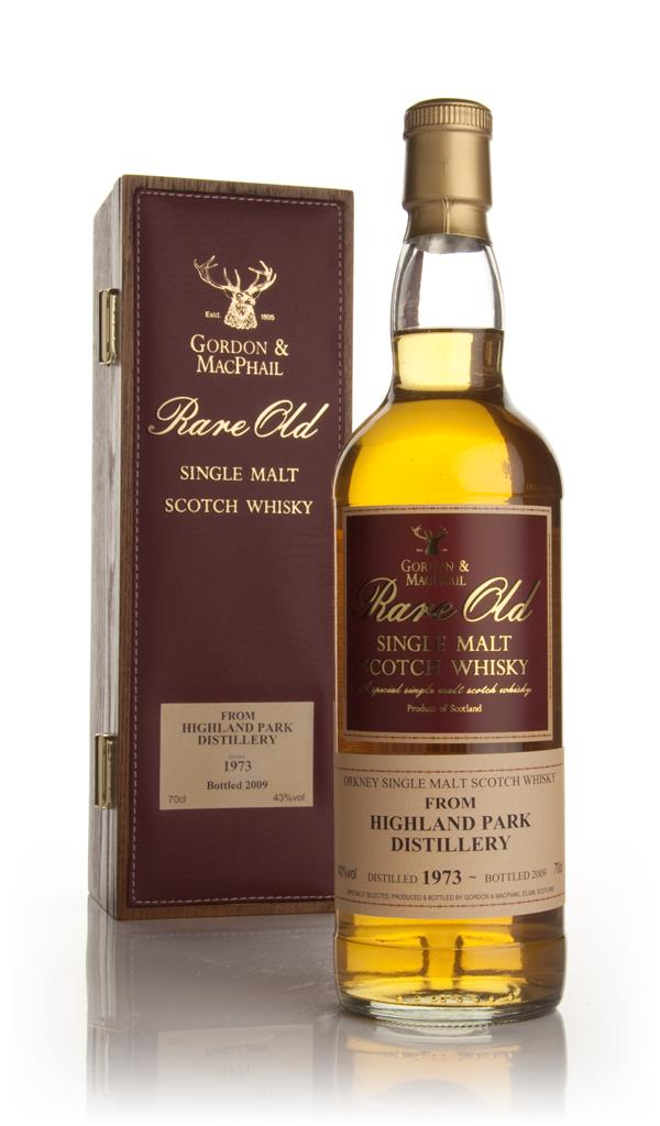 Highland Park 1973 - Rare Old (Gordon and MacPhail) Single Malt Whisky
