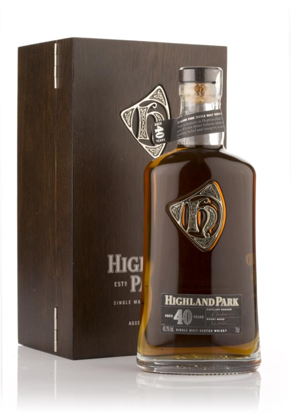 Highland Park 40 Year Old Single Malt Whisky