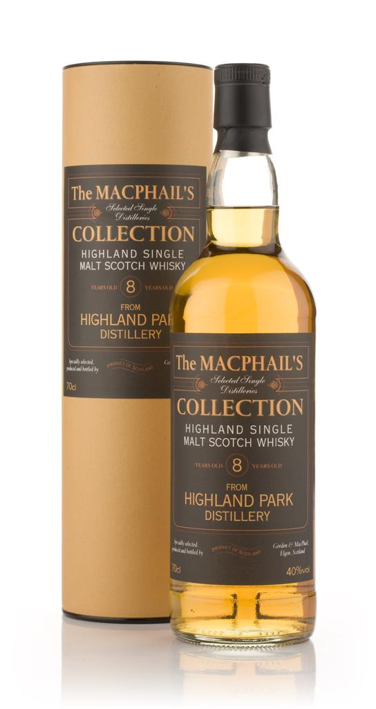 Highland Park 8 Year Old - The MacPhails Collection (Gordon and MacPh Single Malt Whisky