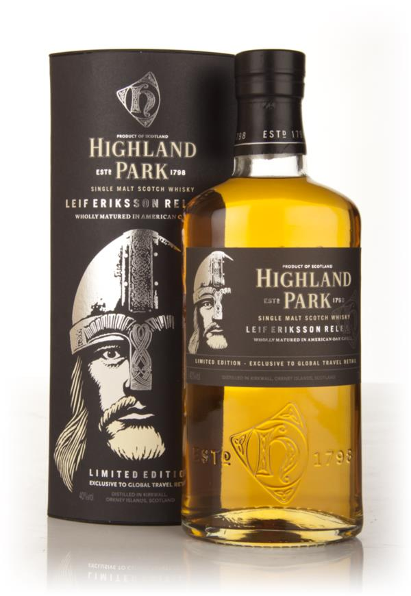 Highland Park Leif Eriksson Single Malt Whisky