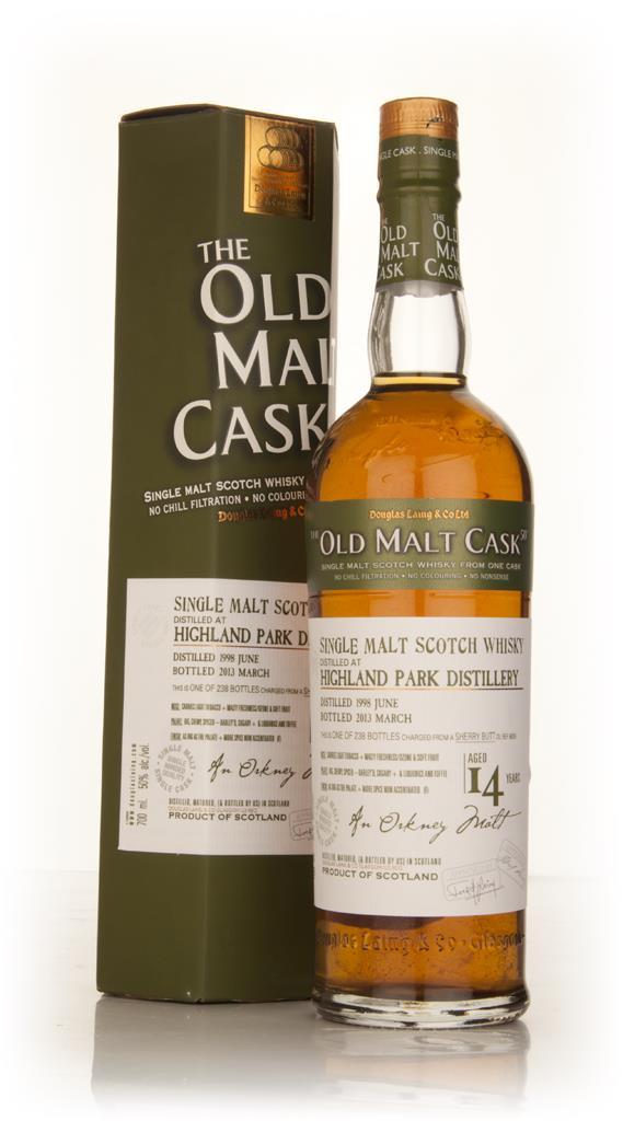 Highland Park 14 Year Old 1998 (cask 9629) - Old Malt Cask (Douglas La Single Malt Whisky