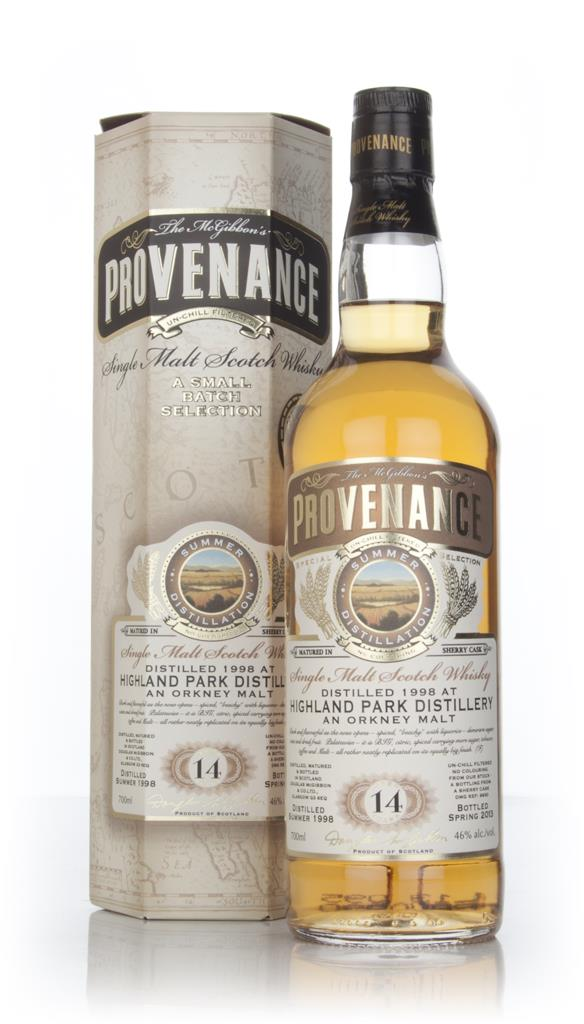 Highland Park 14 Year Old 1998 (cask 9630) - Provenance (Douglas Laing Single Malt Whisky