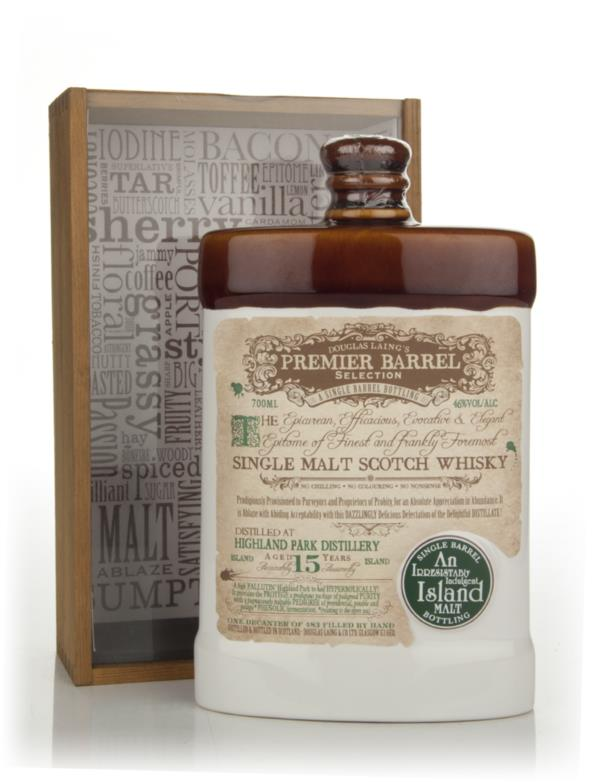 Highland Park 15 Years Old - Premier Barrel (Douglas Laing) Single Malt Whisky