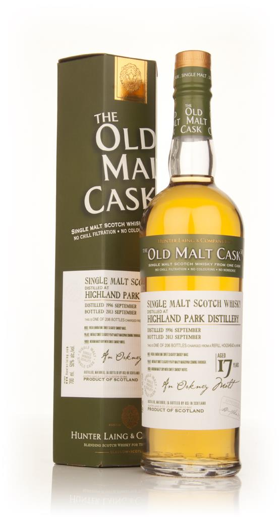 Highland Park 17 Year Old 1996 (cask 9903) - Old Malt Cask (Hunter Lai Single Malt Whisky