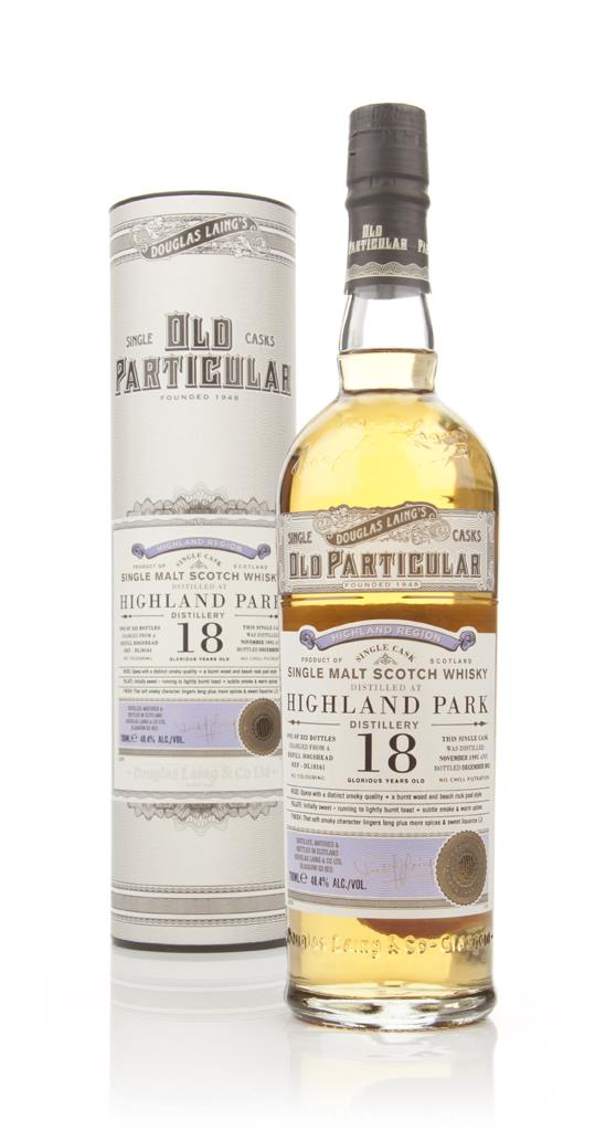 Highland Park 18 Year Old 1995 (cask 10161) - Old Particular (Douglas Single Malt Whisky