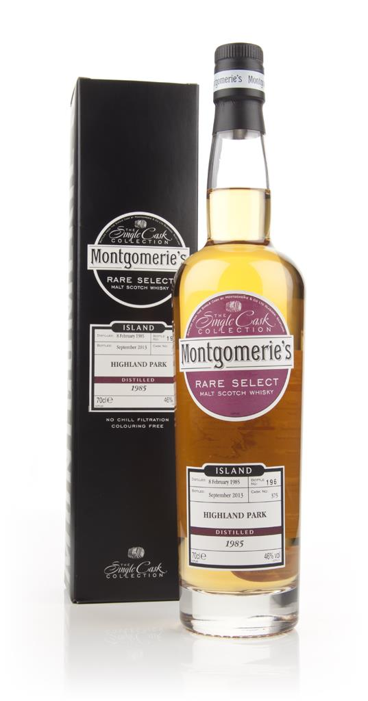 Highland Park 1985 (cask 375) - Rare Select (Montgomeries) Single Malt Whisky