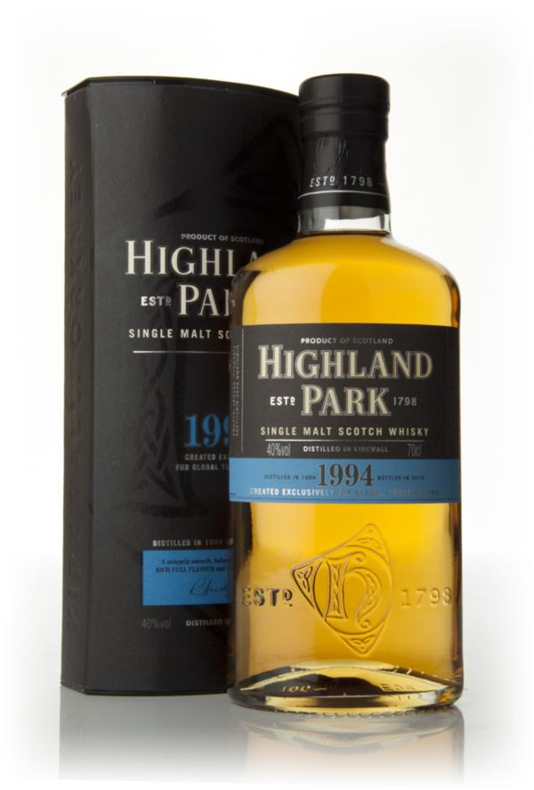 Highland Park 1994 Single Malt Whisky
