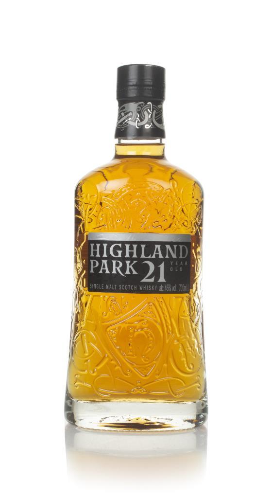 Highland Park 21 Year Old - August 2019 Release 3cl Sample Single Malt Whisky