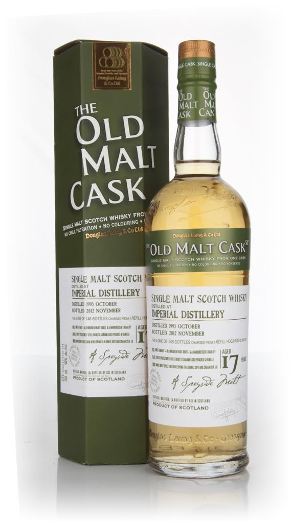 Imperial 17 Year Old 1995 Cask 9270 - Old Malt Cask (Douglas Laing) Single Malt Whisky